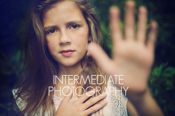 Intermediate Photography  /  $275  /  October 2017